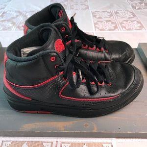 "Nike Air Jordan Retro 2 ""Alternate '87"" Shoes 6.5Y"